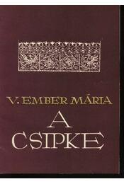 A csipke - Régikönyvek