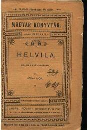Helvila - Régikönyvek