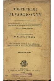 Történelmi olvasókönyv - Régikönyvek