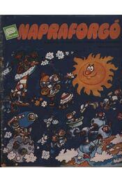 Napraforgó 1982. augusztus - Régikönyvek