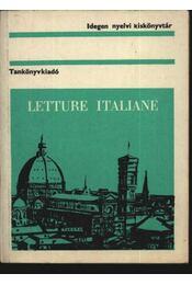 Letture Italiane - Régikönyvek