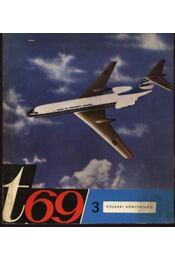 Technikai érdekességek T69/3 - Régikönyvek