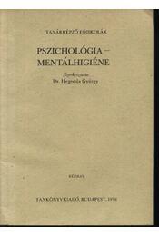 Pszichológia - mentálhigiéne - Régikönyvek