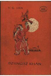 Dzsingisz khán l-ll. kötet - Régikönyvek