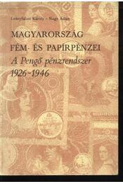 Magyarország fém- és papírpénzei - Régikönyvek