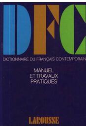 Dictionnaire du francais contemporain - Régikönyvek