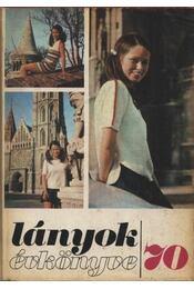 Lányok évkönyve 1970 - Régikönyvek