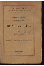Bhagavadgita - Régikönyvek