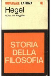 Hegel - Régikönyvek