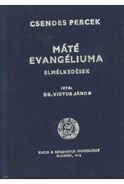 Máté evangéliuma - Régikönyvek
