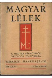 Magyar Lélek 1943. június - Régikönyvek