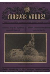 Magyar Vadász ( 1950. május 4.) - Régikönyvek