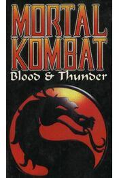 Mortal Kombat - Halálos küzdelem - Régikönyvek