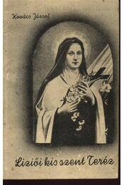 Liziői kis szent Teréz - Régikönyvek