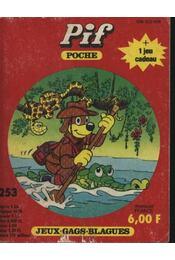 Pif Poche 253 - Régikönyvek