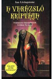 A varázsló kriptája - Régikönyvek