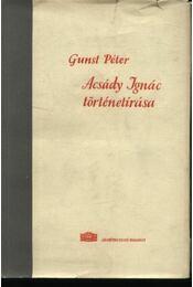 Acsády Ignác történetírása - Régikönyvek