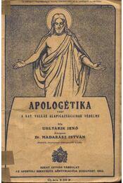 Apologétika - Régikönyvek