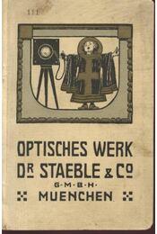 Optisches Werk - Régikönyvek