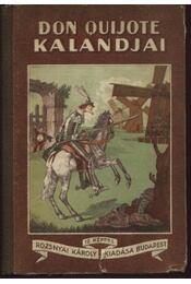 Don Quijote kalandjai - Régikönyvek