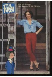 Füles 1985 (hiányos) - Régikönyvek
