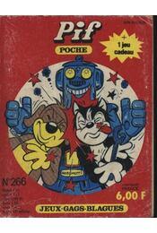 Pif Poche 266 - Régikönyvek
