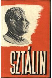 Sztálin - Régikönyvek