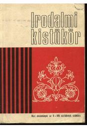 Irodalmi kistükör - Régikönyvek