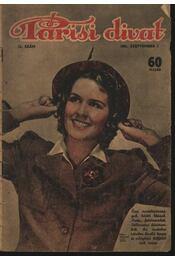 Párisi Divat 1941/12. szám - Régikönyvek