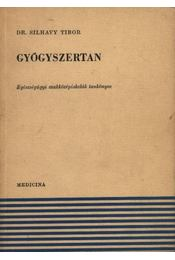Gyógyszertan - Régikönyvek