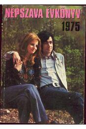 Népszava évkönyv 1975 - Régikönyvek