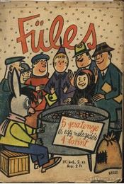 Füles 1959, 1960. III., IV. évfolyam (hiányos) - Régikönyvek