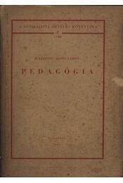 Pedagógia - Régikönyvek