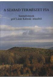 A szabad természet fia - Régikönyvek