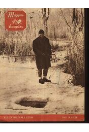 Magyar Horgász 1965. január-december - Régikönyvek