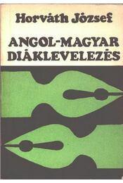 Angol-magyar diáklevelezés - Régikönyvek
