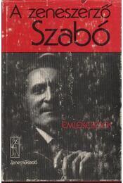 A zeneszerző Szabó - Régikönyvek