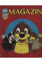 Pif Magazin 1981. - Régikönyvek
