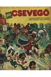 Csevegő 1983. augusztus - Régikönyvek
