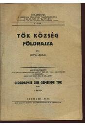 Tök község földrajza - Régikönyvek