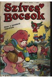 Szíves bocsok 1991/2. március 5. szám - Régikönyvek