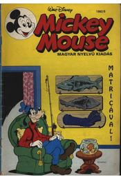 Mickey Mouse 1992/6 - Régikönyvek