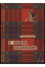 A modern háziasszony - Régikönyvek