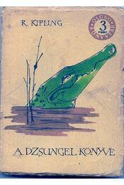 A dzsungel könyve - Régikönyvek
