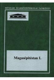 Magasépítéstan I. - Régikönyvek