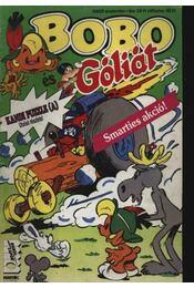 BOBO és Góliát 1992/2. - Régikönyvek