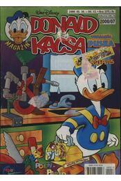 Donald Kacsa 2000/07. - Régikönyvek