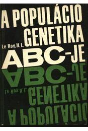 A populációgenetika ABC-je - Régikönyvek