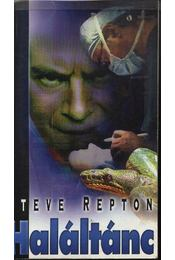 Haláltánc - Repton, Steve - Régikönyvek