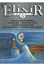Elixír Magazin 1991. január - Régikönyvek